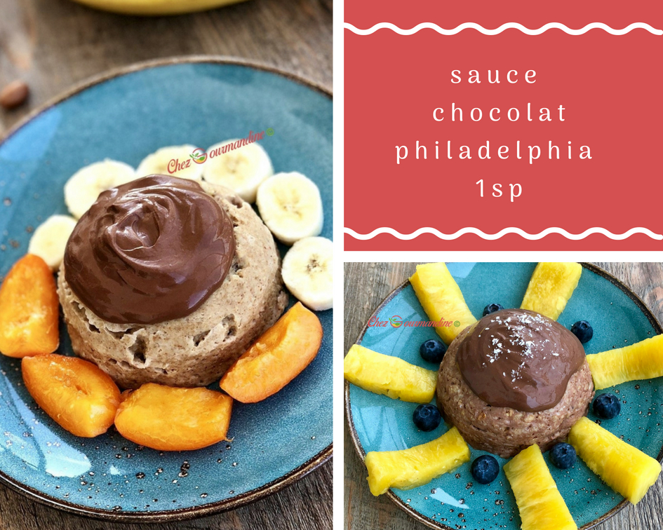 Sauce chocolat philadelphia