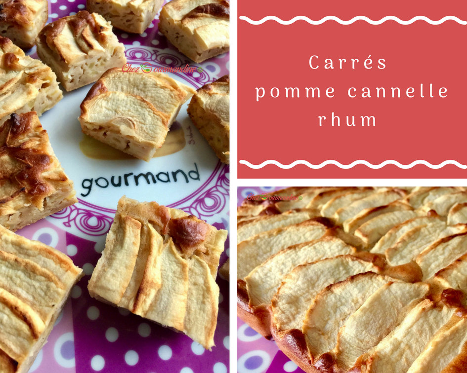 Cake pomme cannelle