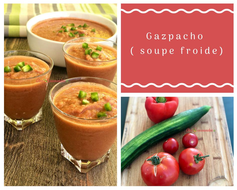 Gazpacho léger