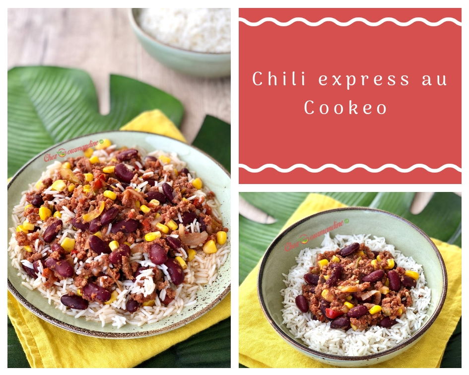Chili express au Cookeo