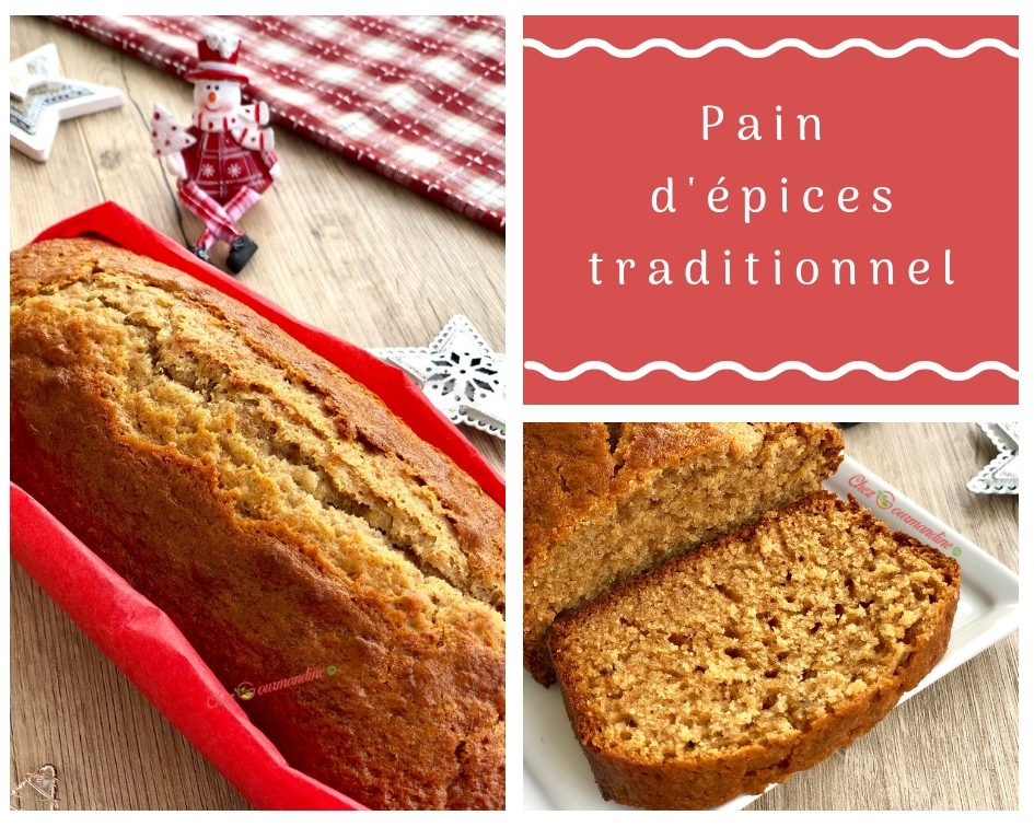 Pain d'épices traditionnel