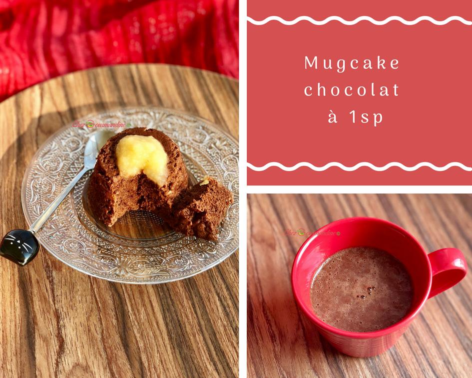 Mugcake chocolat
