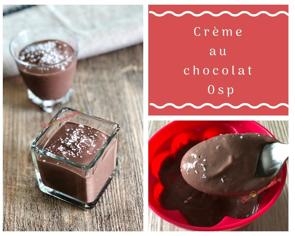 Crème au chocolat 0sp
