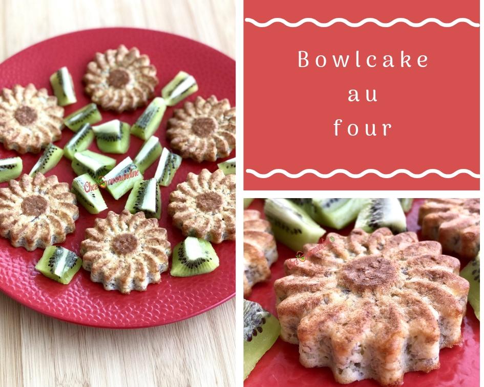Bowlcake au four