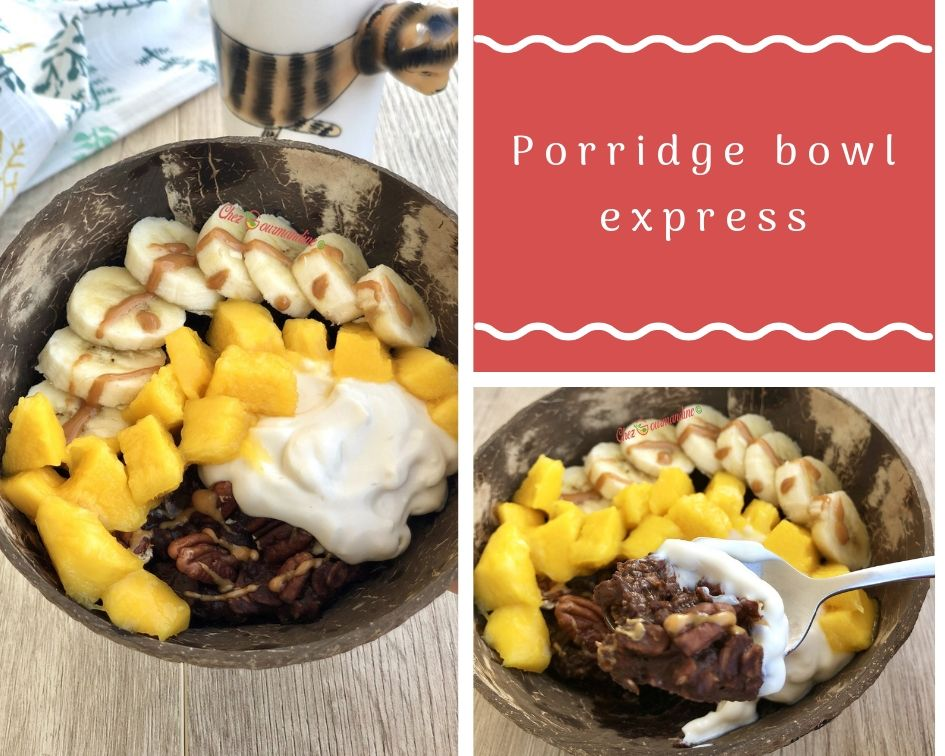 Porridge bowl express